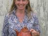 Diane_Rosenmiller with teapot